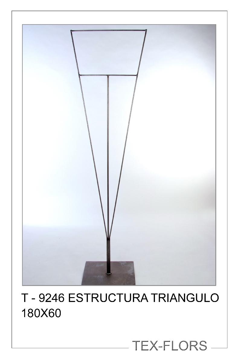 Estructura triángulo
