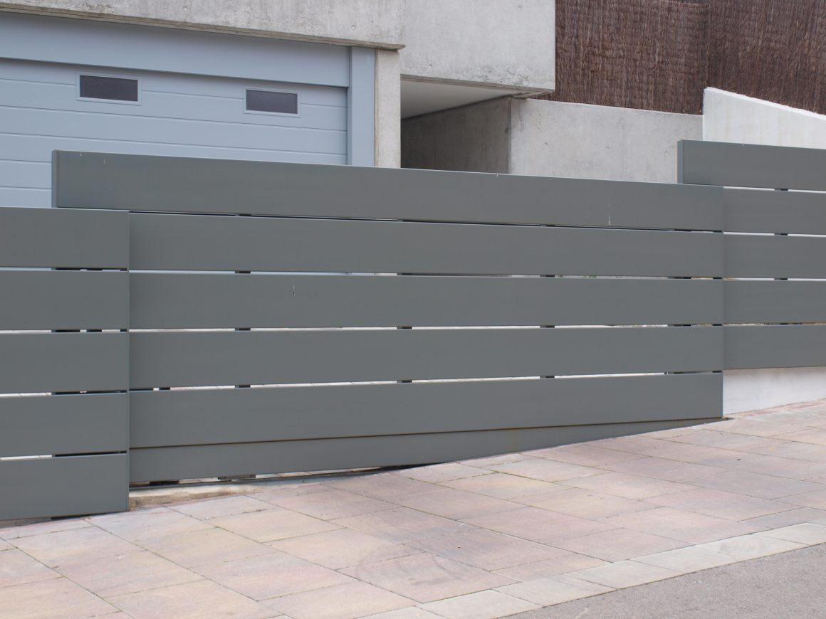 Puerta valla