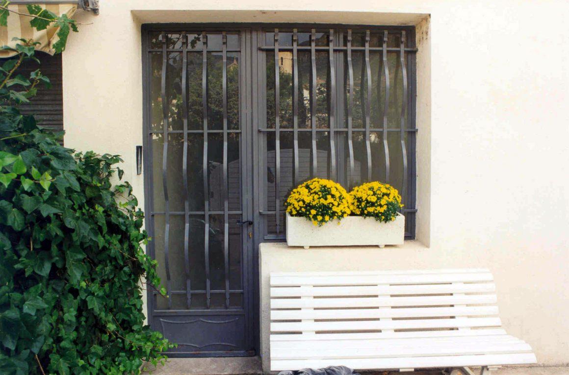 Rejas puerta