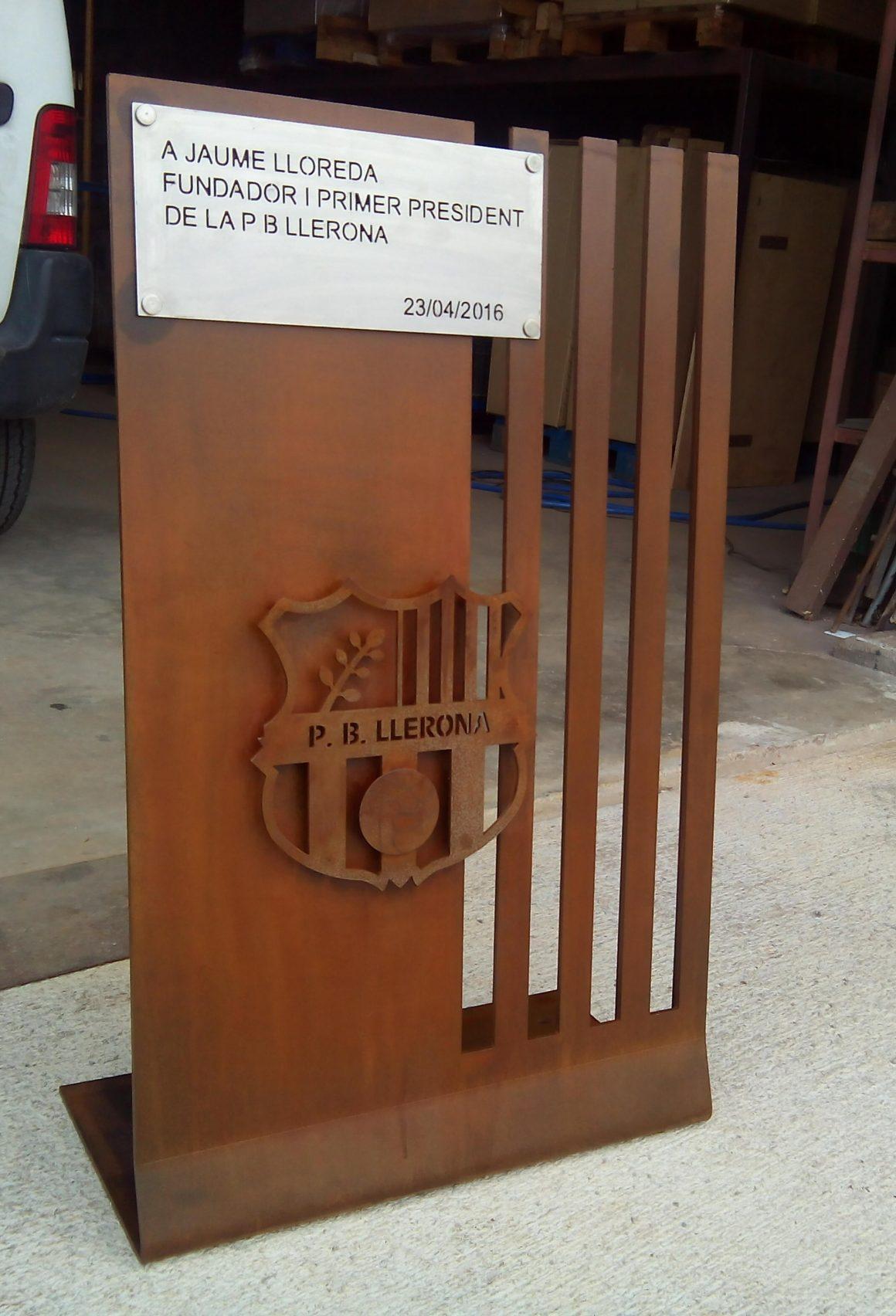 Escultura PB Llerona